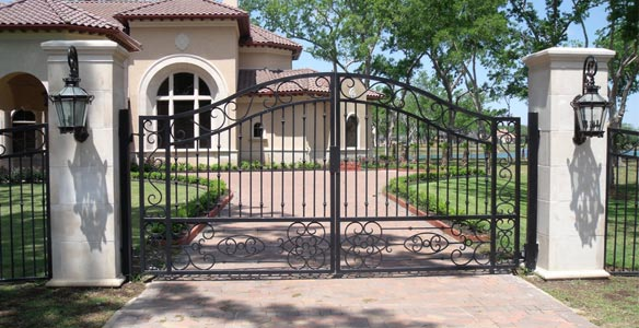 Gate Installation Design And Repair Houston Katy