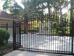 Custom Gates Houston