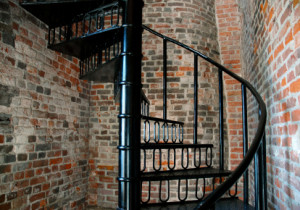 Spiral Staircase Houston