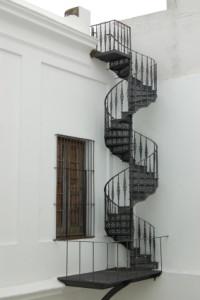 Attractive Spiral Staircase Photos