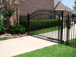 Wrought Iron Fence Houston